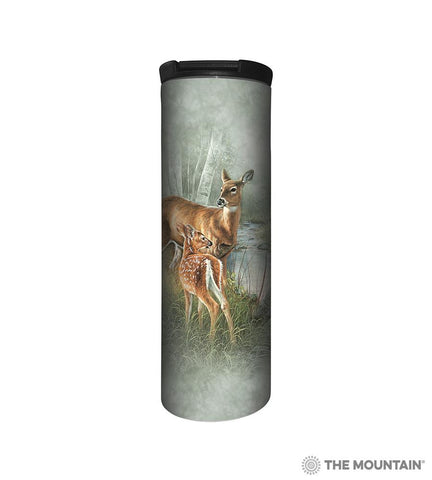 6424 Birch Creek Whitetail Barista Tumbler