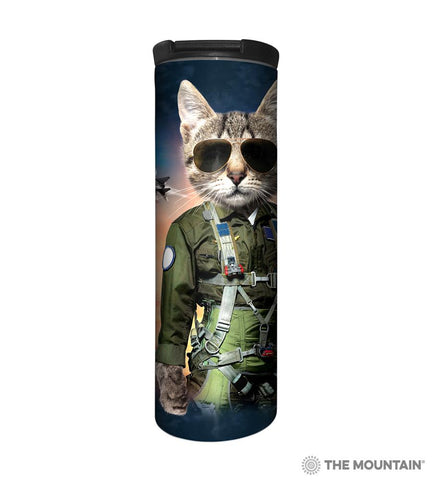 593904 Tom Cat Barista Tumbler