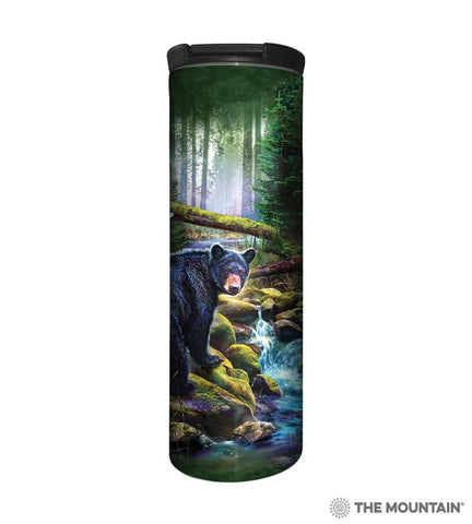 596164 Black Bear Forest Barista Tumbler