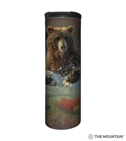 596165 Lucky Fishing Hole Barista Tumbler
