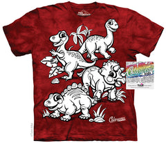 68AA269 Colorwear Kids Dinos