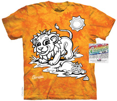 68AA271 Colorwear Kids Lion