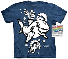 68AA274 Colorwear Kids Shark