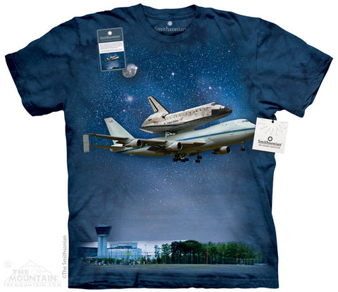 Print to Order - Space Shuttle Delivery