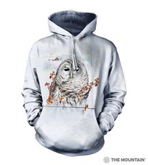 6394 Country Owl Hoodie