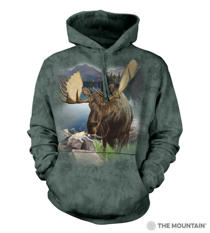 726168 Monarch of the Forest Hoodie