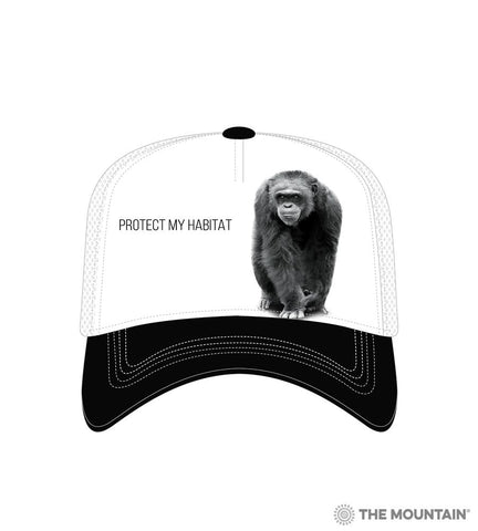 5553 Protect My Habitat Trucker Hat