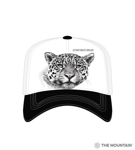 5556 Leopard Extinction Trucker Hat