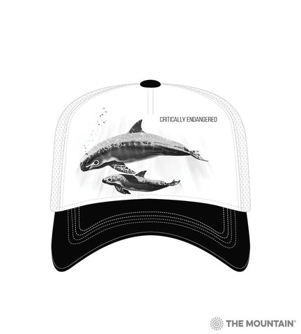 5557 Critically Endangered Trucker Hat