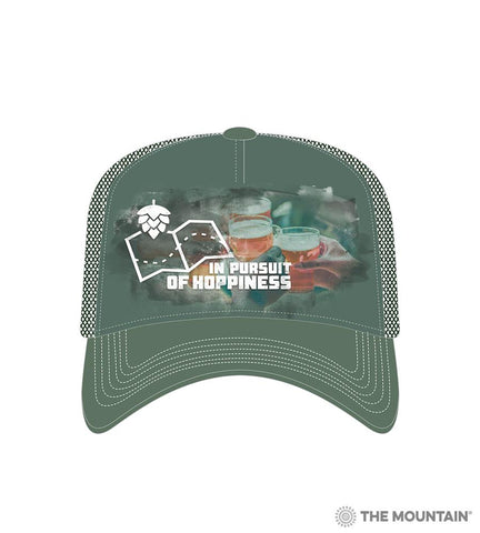 6298 Pursuit Of Hoppiness Trucker Hat