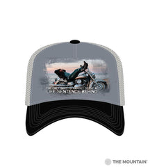 6311 Biker For Life Trucker Hat