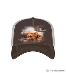 6314 Flying Trucker Hat