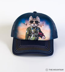3904 Tom Cat Trucker Hat