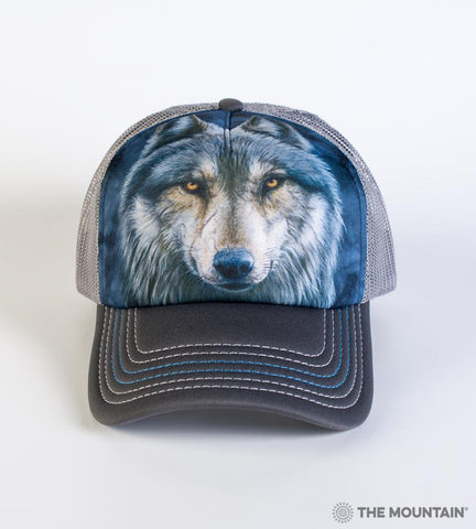 4979 Warrior Wolf Trucker Hat
