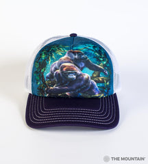 5912 Gorilla Jungle Trucker Hat