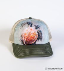 5947 Sea Turtle Climb Trucker Hat