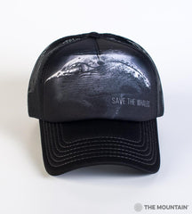 5981 Save The Whales Trucker Hat