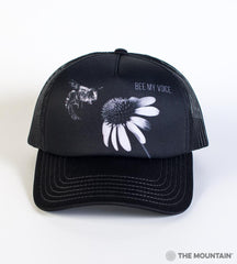 6088 Bee My Voice Trucker Hat