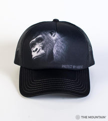 6089 Protect My Habitat Trucker Hat
