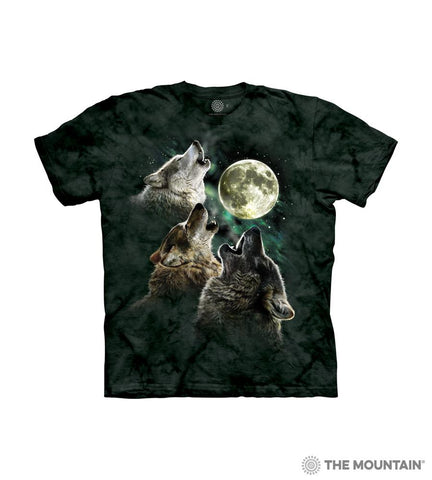 2053 Three Wolf Moon Toddler T-Shirt