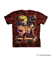 3025 Rex Collage Toddler T-Shirt