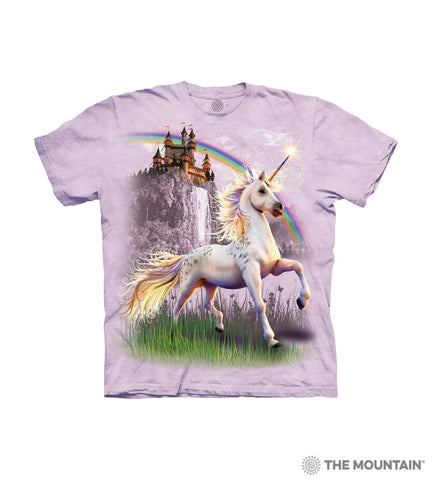 3146 Unicorn Castle Toddler T-Shirt
