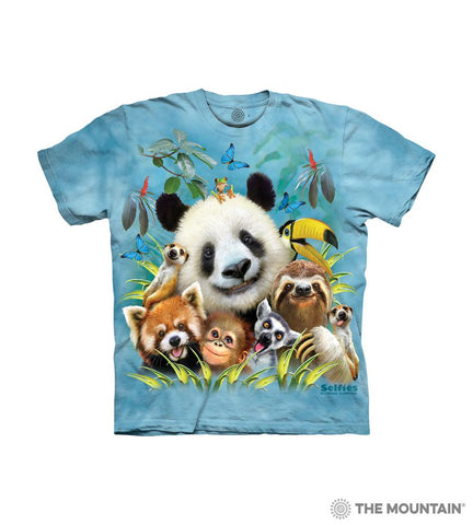 4982 Zoo Selfie Toddler T-Shirt