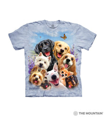 4984 Dogs Selfie Toddler T-Shirt
