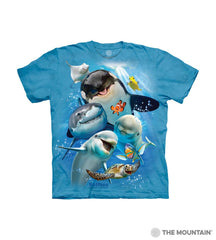 4986 Ocean Selfie Toddler T-Shirt