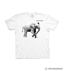 5564 Baby Elephant Toddler T-Shirt