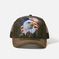 4848 Independence Eagle Trucker Hat