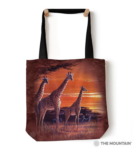 "9759062 Sundown 18"" Tote Bag"