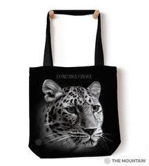 "9759752 Extinction is Forever 18"" Tote Bag"