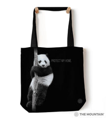 "9759762 Protect My Home 18"" Tote Bag"
