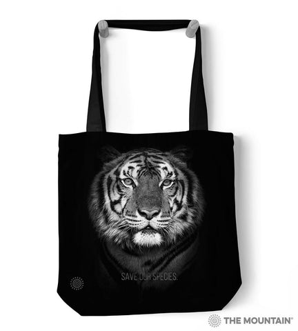 "9759782 Save Our Species 18"" Tote Bag"