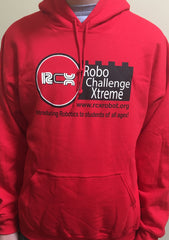 Limited Quantities RCX, Robo Challenge Xtreme Hoodie
