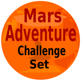 While Supplies Last, Mars Adventure Challenge Set