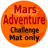 Mars Adventure Challenge, Mat ONLY* **