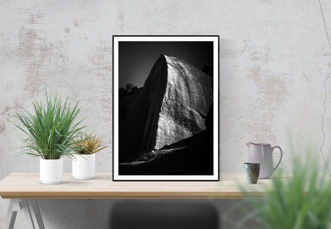 Crescent Arete | Climbing Places | A3 Climbing Print
