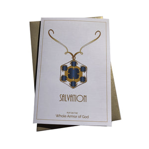 Salvation Greeting Card [Whole Armor of God]