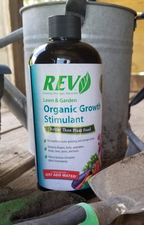 Organic REV 16 Ounce Bottle