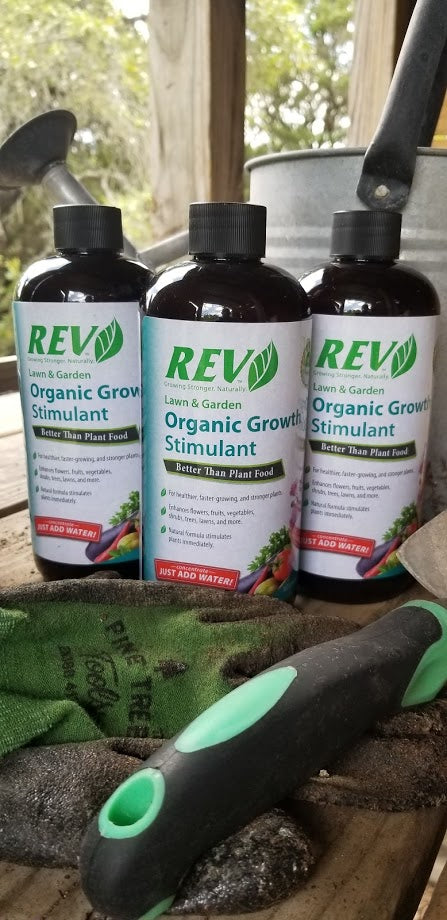 Organic REV 16oz 3-Pack Special - Organic Rev Growth Stimulant