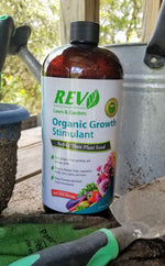 Organic REV 32 Ounce Bottle