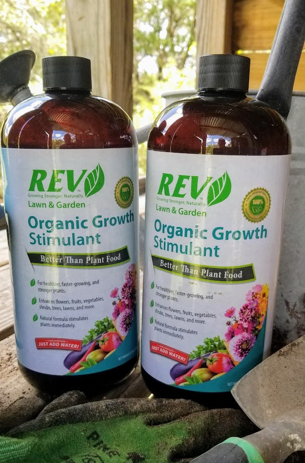 Organic REV 32oz 2-pack