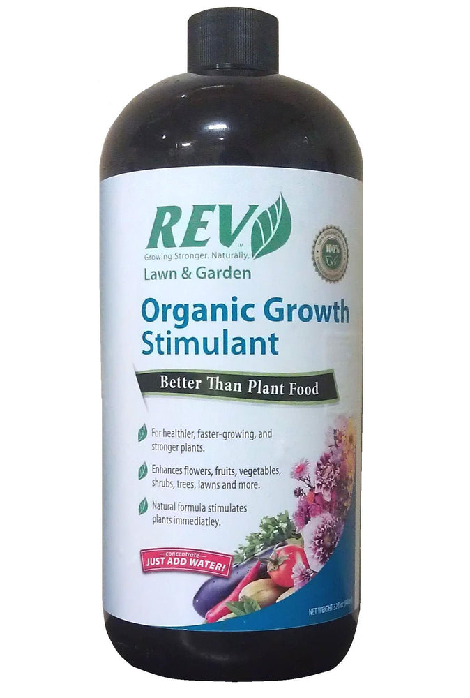 Load image into Gallery viewer, Organic REV 32 Ounce Bottle - Organic Rev Growth Stimulant