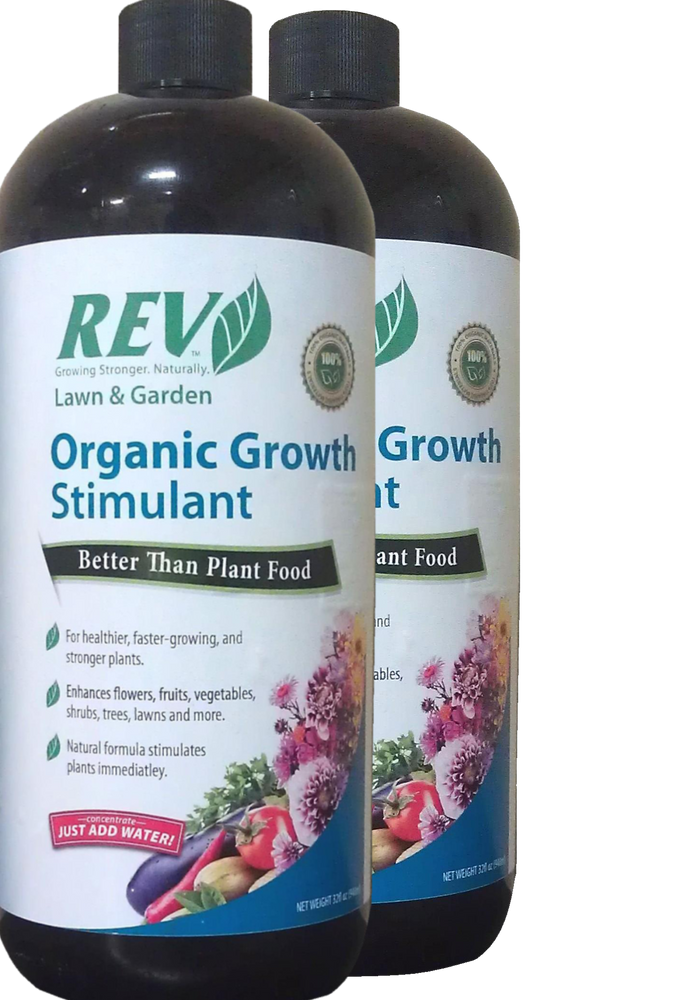 Organic REV 32oz 2-pack - Organic Rev Growth Stimulant