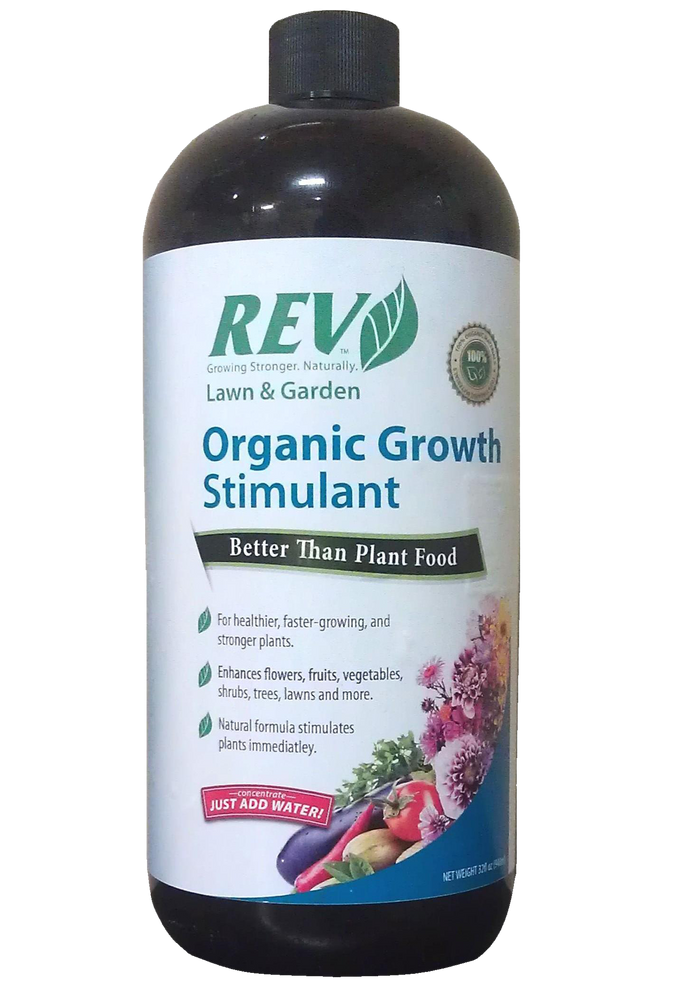 Load image into Gallery viewer, Organic REV 16 Ounce Bottle - Organic Rev Growth Stimulant