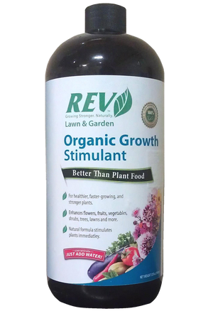 Organic REV 16 Ounce Bottle - Organic Rev Growth Stimulant