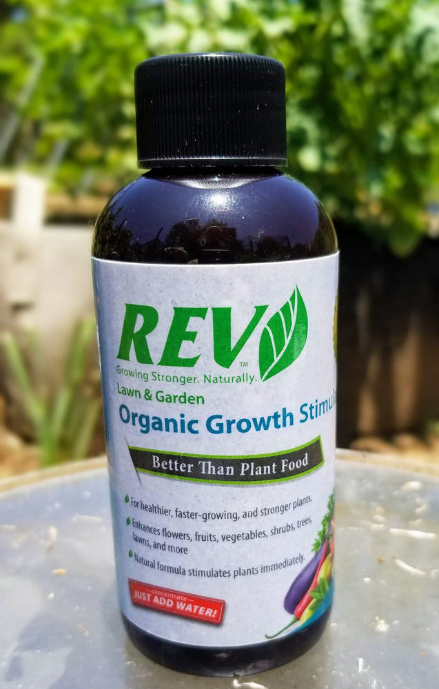 Organic REV 4oz REV Trial Size.  Grower Group SPECIAL OFFER - Organic Rev Growth Stimulant