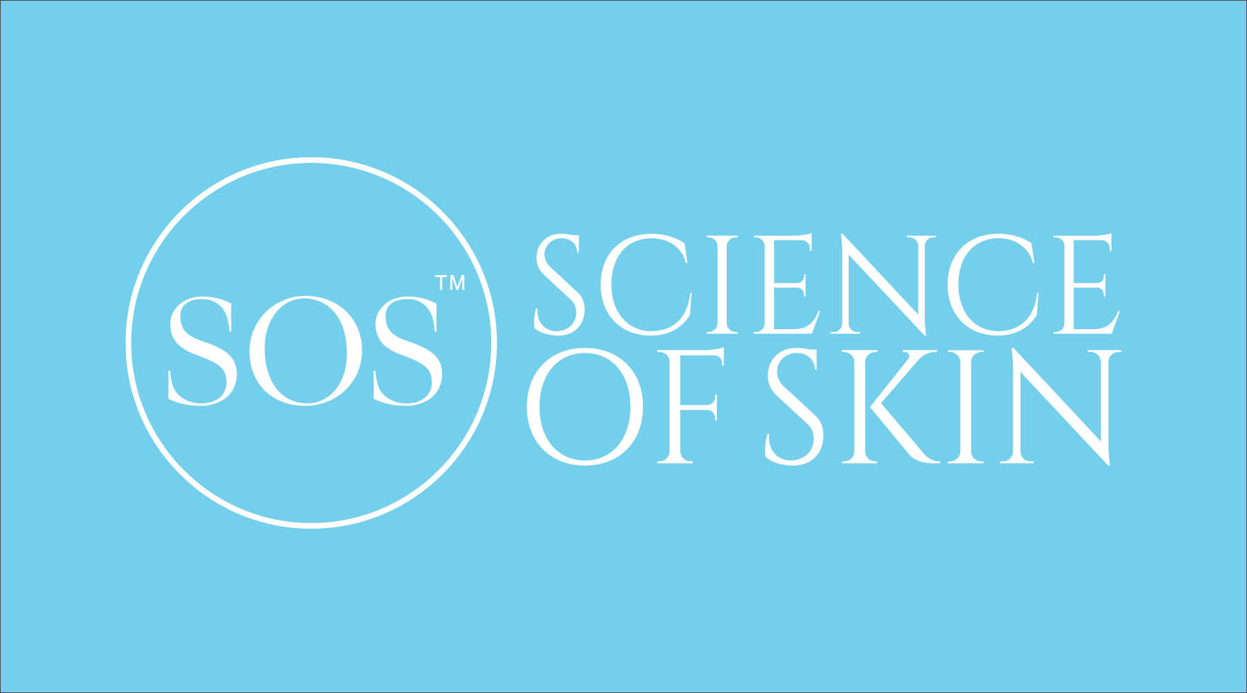 SOS Science of Skin